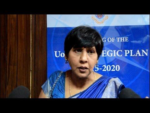 Leela Devi Dookun annonce l'élaboration d'une Higher Education Act