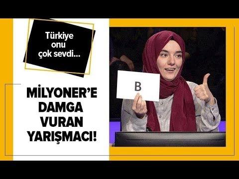 Kim Milyoner Olmak İster'de Bir İlk! Ümmü Gülsün Yarışmaya Damga Vurdu! / A Haber