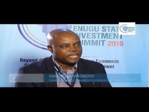 Highlights of Enugu State investment summit