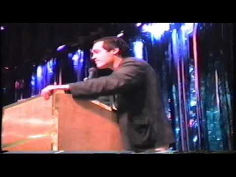 TunnelCon II 1992 Q&A Jay Acovone pt 3