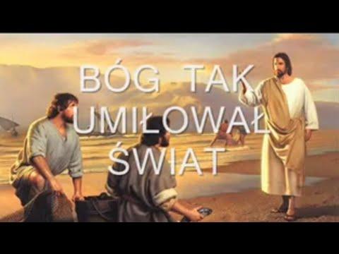 BÓG TAK UMIŁOWAŁ ŚWIAT - KARAOKE.wmv