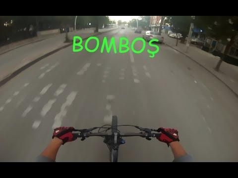 Sabahın 5'inde Bisiklet Sürmek :)