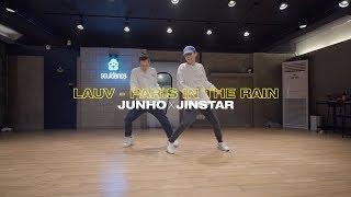 Junho X Jinstar Collab Class Lauv Paris In The Rain