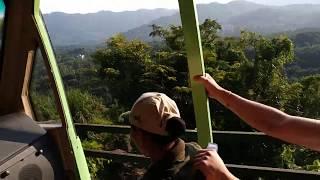 Хайнань Парк Янода Скоростной спуск по серпантину Hainan Yanoda park ЧАСТЬ 7