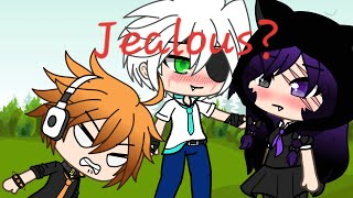 A Bad Girl With a Heart Episode 2   Gacha Life   ( Sorry its short!) • Jealous? •