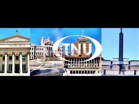 MADE IN URUGUAY: Television Nacional de Uruguay en el Futuro
