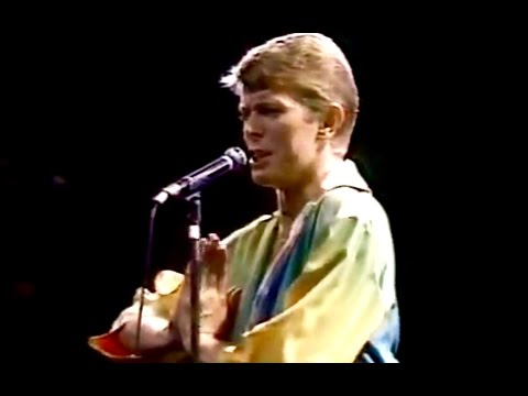 David Bowie - Beauty and the Beast - Live in Tokyo 1978 - Remastered HQ Sound