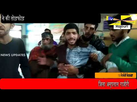Tension erupts in Rajouri hospital
