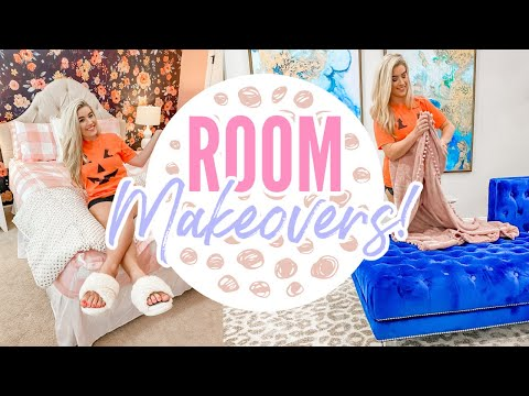 DECORATE AND CLEAN WITH ME 2020 | AMAZING BEDROOM AND LIVING ROOM MAKEOVERS | Love Meg from YouTube · Duration:  20 minutes 25 seconds