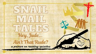 Hey Jude...Ain't That Rude?   Snail Mail Tales, Ep. 3   Ethan Hardin  theHeart Boone Youth