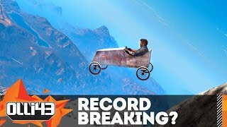 RECORD BREAKING? Just Cause 3 : The Genius Plan!!