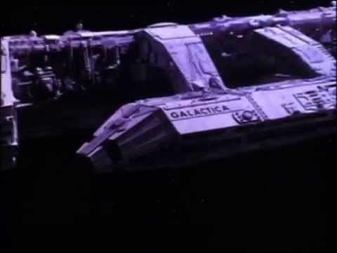 The Creation of Battlestar Galactica  Glen Larson
