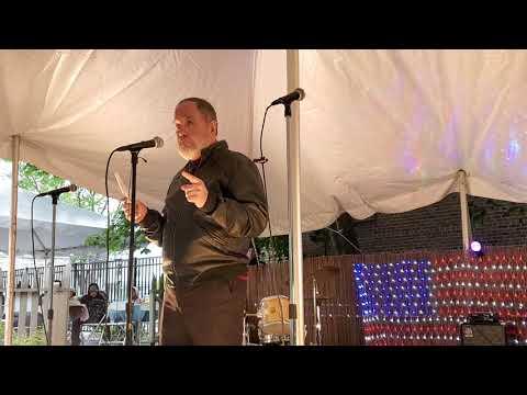 David Knight Speaks on how to defeat tyranny - Kingston, NY - Occupy Peace Rally 2021