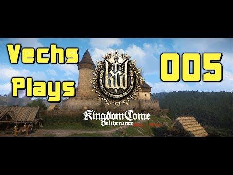 Kingdom Come Deliverance 005 Lockpicking Is So Hard