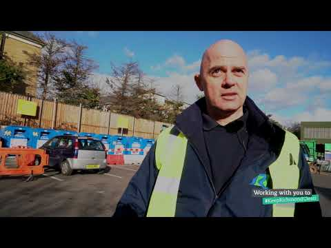 Clean Streets: Townmead Road Recycling Centre