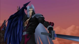 Kingdom Hearts 2 Final Mix [HD 2.5 ReMIX] - Sephiroth: BOSS BATTLE [English - Proud]