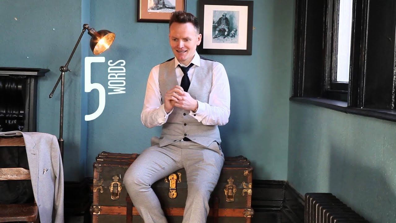 Joe Stilgoe, New Songs for Old Souls, Linn Records *** - marlbank