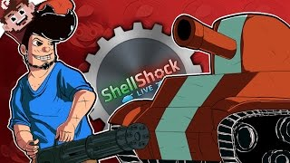ONLY The Lucky will SURVIVE! | Where's my FIESTA?! (Shellshock Live w/ Friends)