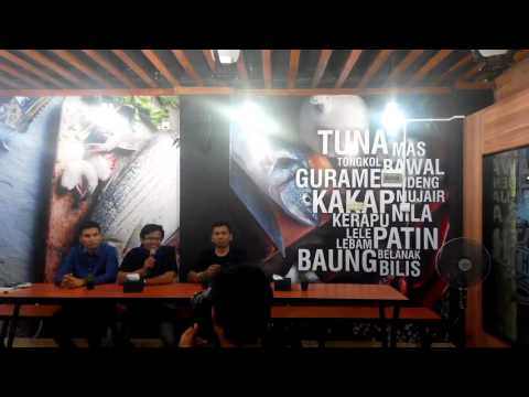 Talkshow Tausiyah Cinta bersama Rendy Herpy di Fish Talk Batam 02