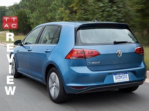 2015 Volkswagen e-Golf Complete Review
