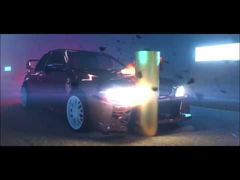 CGI car crash test + small breakdown - Redshift | Cinema 4D
