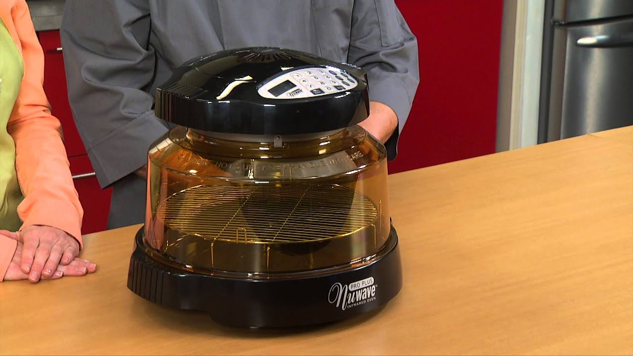 NuWave Oven Pro Plus Power Dome - YouTube