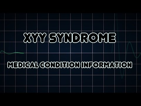 XYY syndrome (Medical