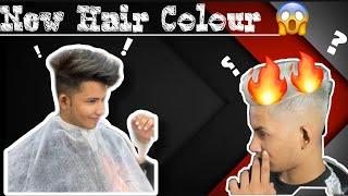 A New Hair Colour!😱FT. Shanuzz Salon