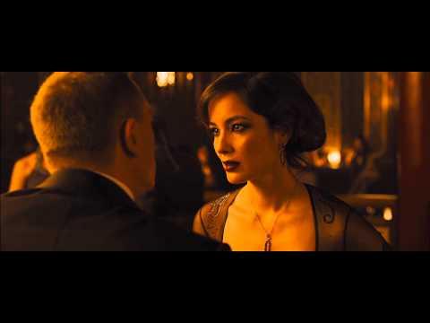 Skyfall - Bond and Severine's Conversation (1080p)