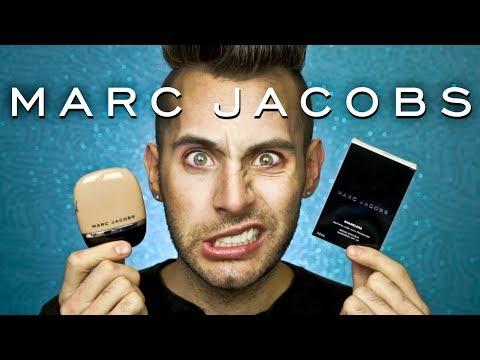 NO BULLSH*T Marc Jacobs SHAMELESS Foundation Review   NEW!