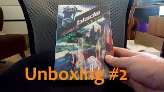 Ghost Blade CE Unboxing Video