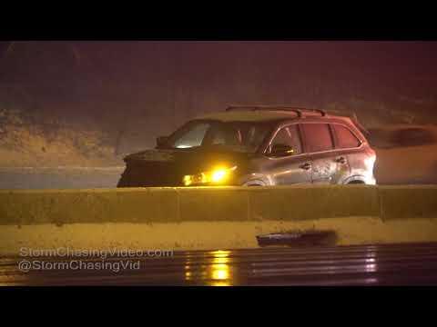 Pine Brook, NJ Ice Storm - 2/20/2019 - Stormwall