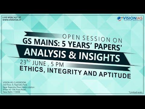 Aptitude ethics pdf and integrity books