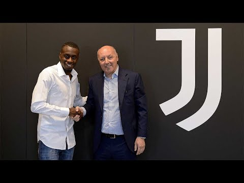 Blaise Matuidi signs for Juventus!