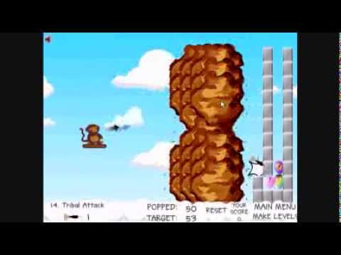 Bloons Player Pack 4 Levels 1-25 Walkthrough