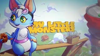 My Little Monsters - game trailer