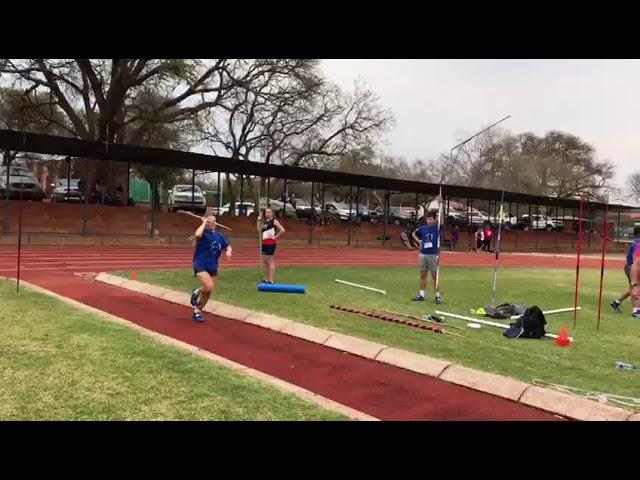 #VSA2020 | Nicole Siepker | Girls | u17 | Javelin | 37.13m