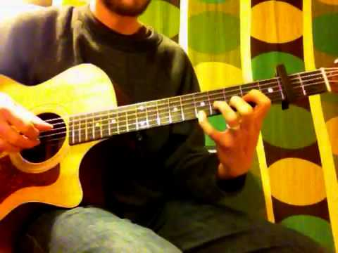 Amazing Grace & Edelweiss (chord-melody) - YouTube
