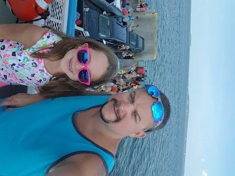 Cedar Point & Put It In Bay Island, Ohio Summer Trip 2016