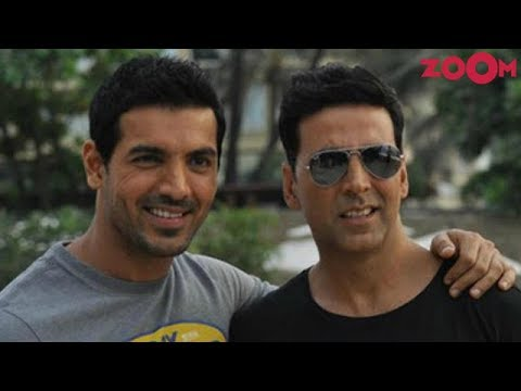 John Abraham ' Akshay Kumar Put An End To The Rumours About Their Fight