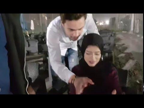 احمد حسن و زينب كانو بينكرو حبهم فى الفيديو دة