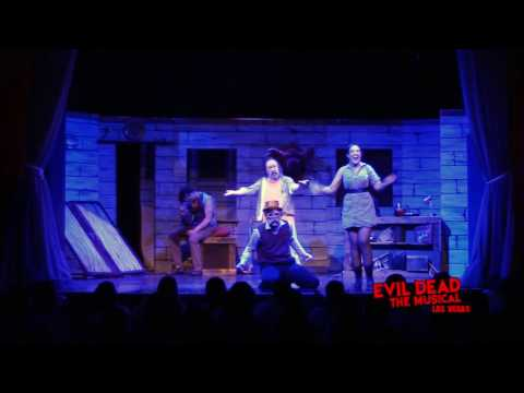 """""""Bit Part Demon"""" from the Evil Dead the Musical, Las Vegas' 4 Year Anniversary"""