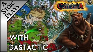Gambar cover Legends of Callasia (with DasTactic) 1 of 3 - A Stoic Plays