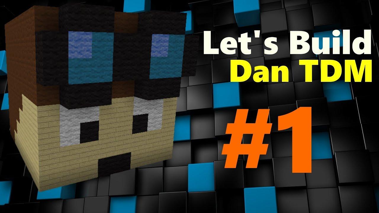 *TUTORIAL* Minecraft Head Building: The Diamond Minecart ...