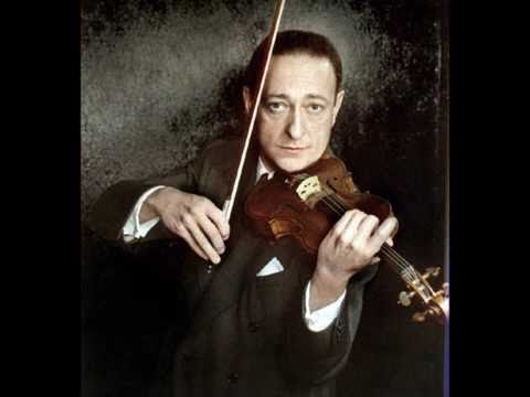 Beethoven - Violin Concerto in D major - III. Rondo: Allegro (Heifetz / BSO)