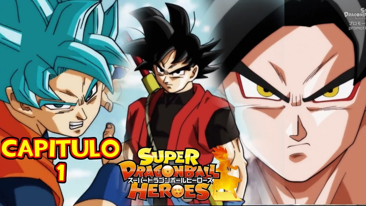 Super Dragon Ball Heroes in streaming | PirateStreaming