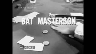 Bat Masterson NBC TV Spot