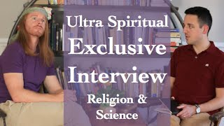 Being Interviewed by a Skeptic - Ultra Spiritual Life episode 16 - with JP Sears
