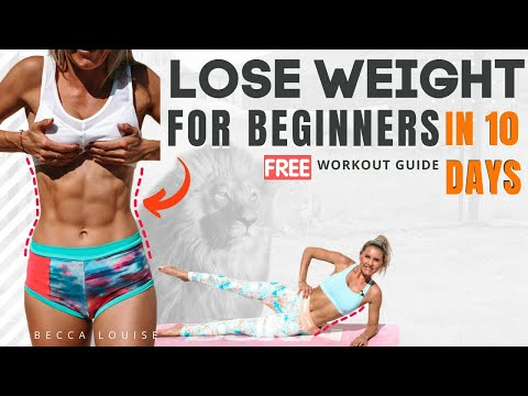 how-to-lose-weight-(beginners-workout)-light-cardio