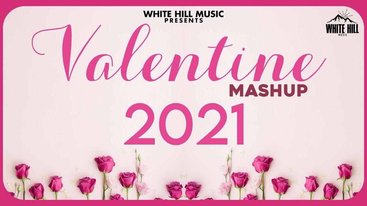 Valentine Mashup 2021 | Best Romantic Songs | Love Songs | Punjabi Remix Songs | Dj Emenes | Dj Song